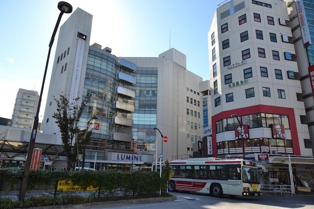 荻窪駅ビル「ルミネ荻窪」