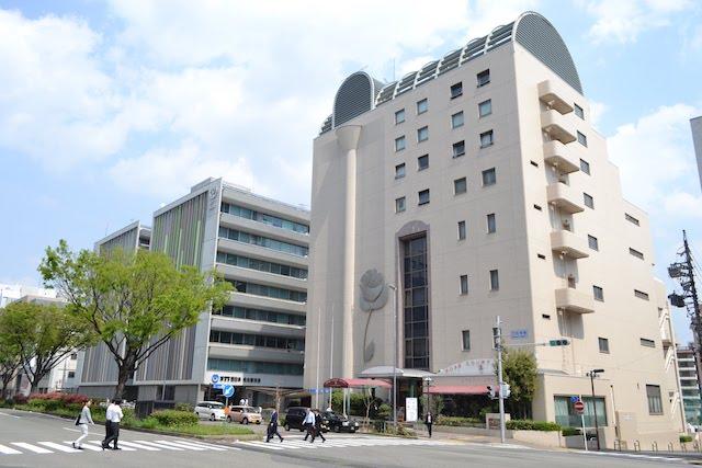 上前津駅1番出入口すぐのローズコートホテル