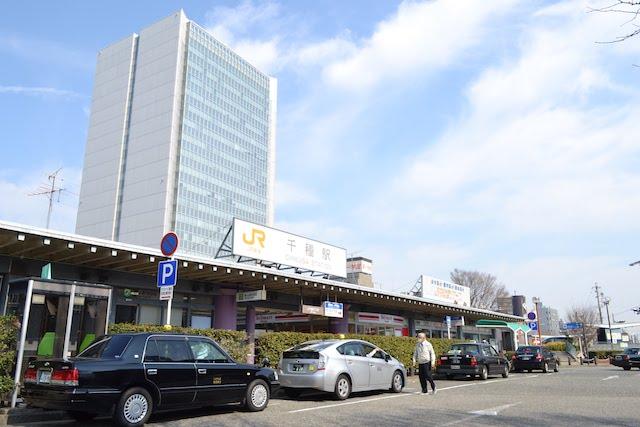 JR千種駅駅舎