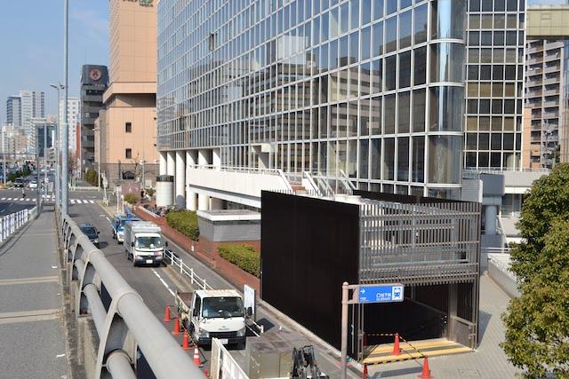 「千種ビル」に設けられた地下鉄千種駅2番出入口