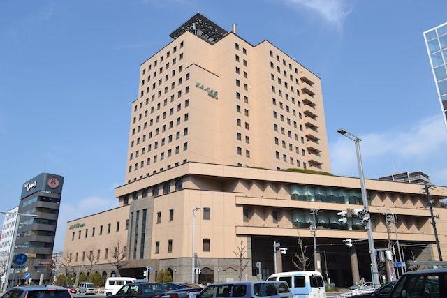 「ホテルメルパルク名古屋」