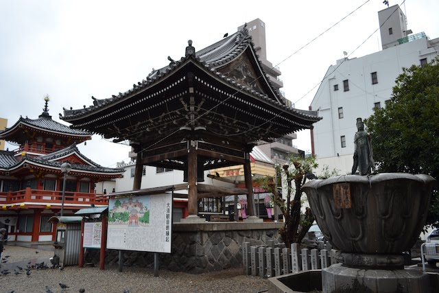 大須観音の鐘楼