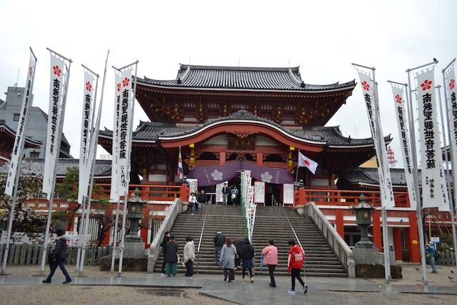 大須観音の本堂