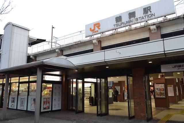 JR鶴舞駅公園口