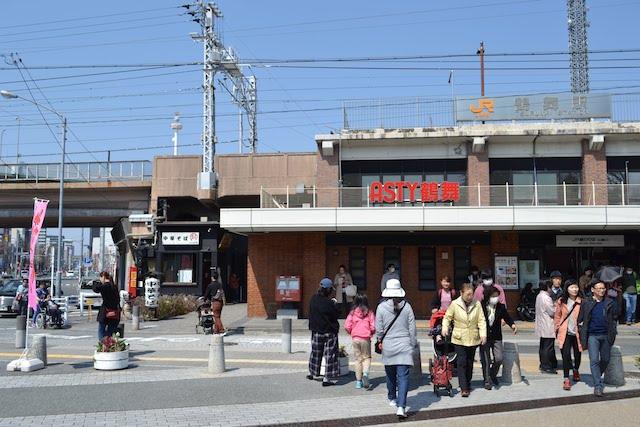 JR鶴舞駅公園口の「アスティ鶴舞」