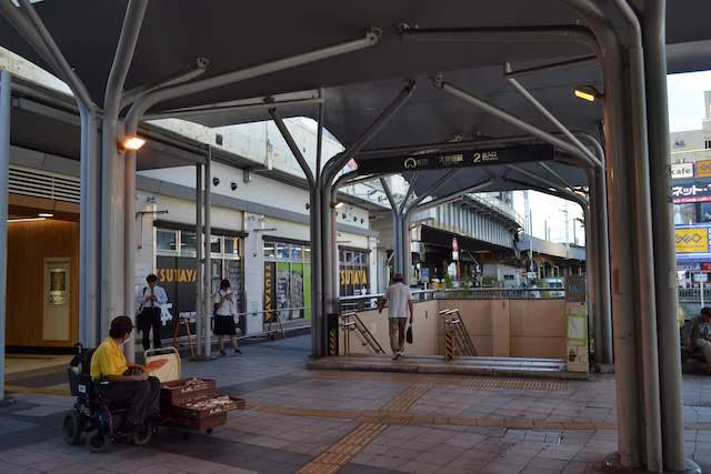 地下鉄大曽根駅2番出入口