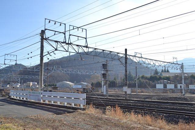 旧塩尻駅があった場所