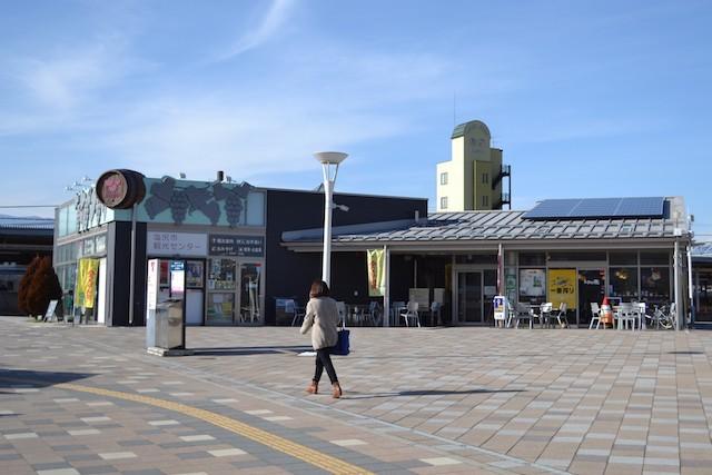 塩尻市観光センター