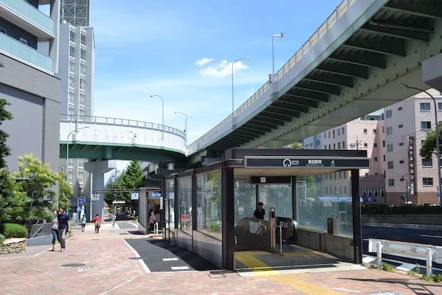 地下鉄東別院駅4番出入口