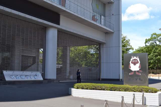 地元向けに定着した「メ~テレ」と、全国向けに使われる「名古屋テレビ」の両ロゴタイプ