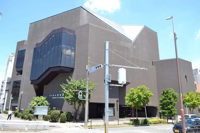 コンサートや演劇舞台のホールがある「名古屋市芸術創造センター」