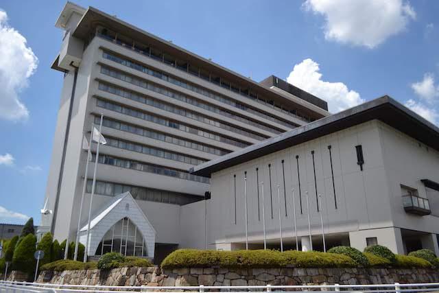 2020年を目処に建て替えられることが報道された「ホテルナゴヤキャッスル」