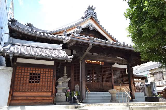 如意輪観音を本尊とする曹洞宗寺院、浄心寺