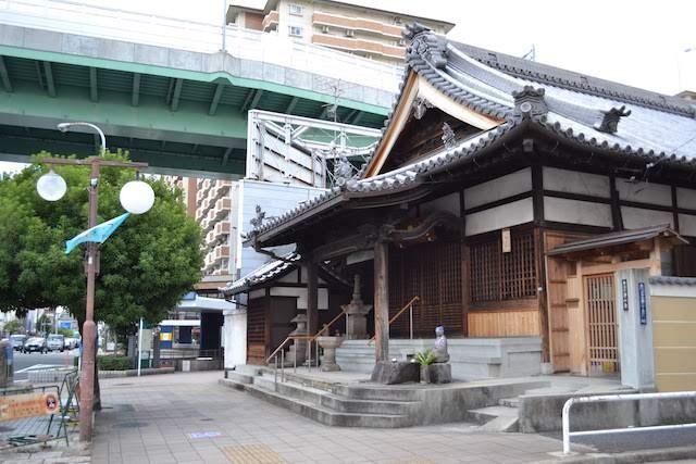 浄心駅1番出入口すぐの浄心寺