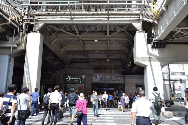 大阪駅桜橋口