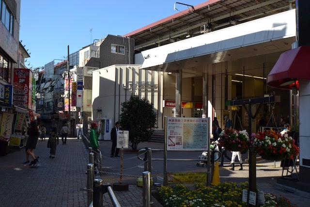 西荻窪駅南口