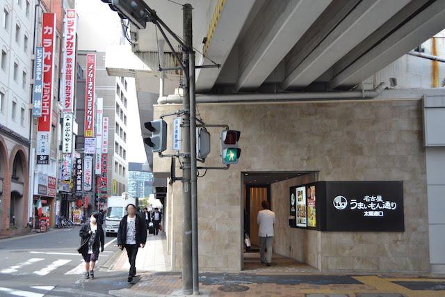 太閤通口の「名古屋うまいもん通り」は「ナゴヤメシ」に特化