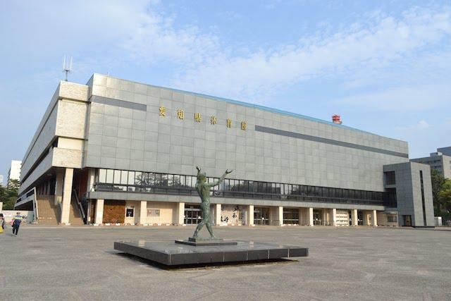 ドルフィンズアリーナ(愛知県体育館)