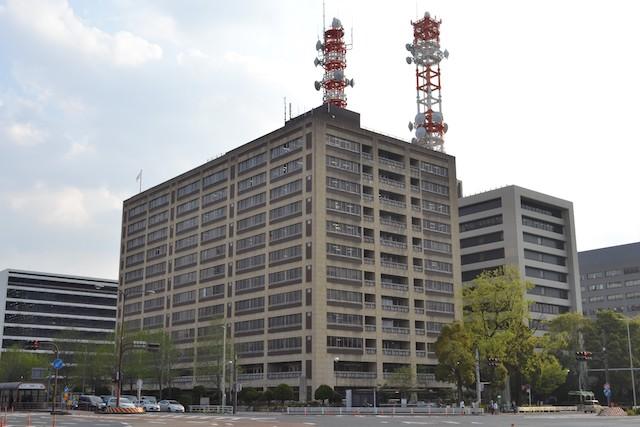 名古屋市役所西庁舎