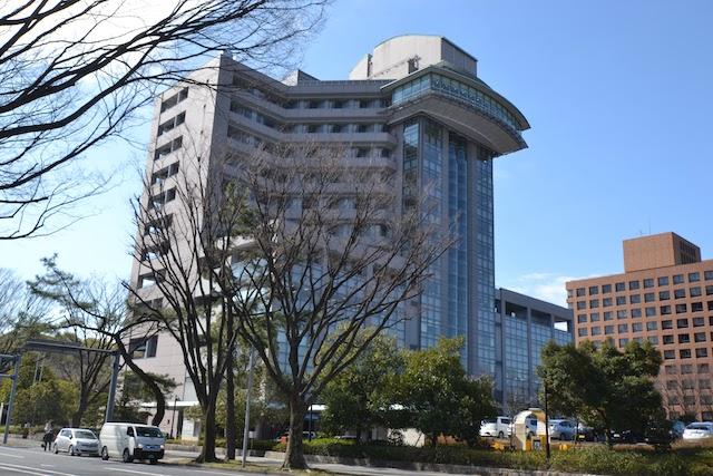 国家公務員共済組合連合会が運営する「KKRホテル名古屋」