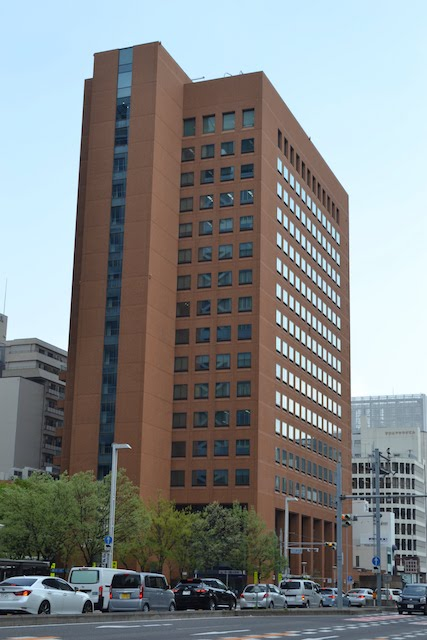地下鉄伏見駅4・5番出入口直結のオフィスビル「日土地名古屋ビル」