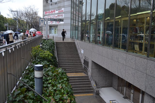 レディスヤングファッションが中心の松坂屋名古屋店南館