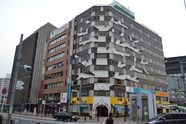 金山駅前の長谷川ビル地下にできた飲食店街「カナヤマギンザ」